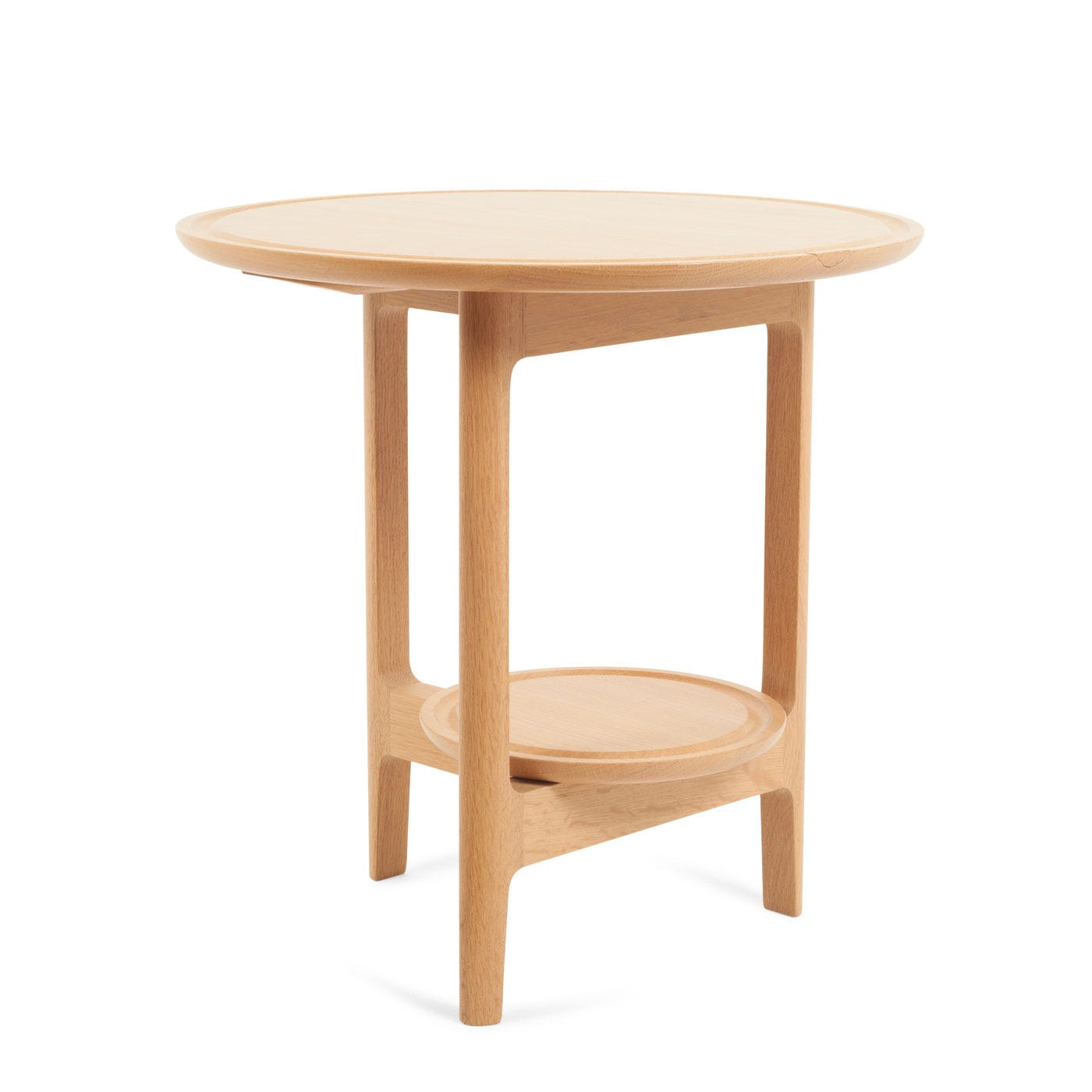 Ercol Svelto Lamp Table Dead Matt Oak Heal S