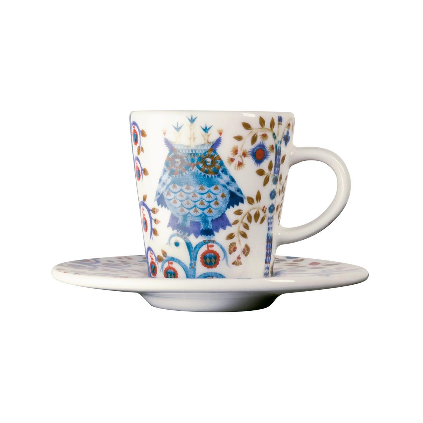 Taika White Espresso Cup
