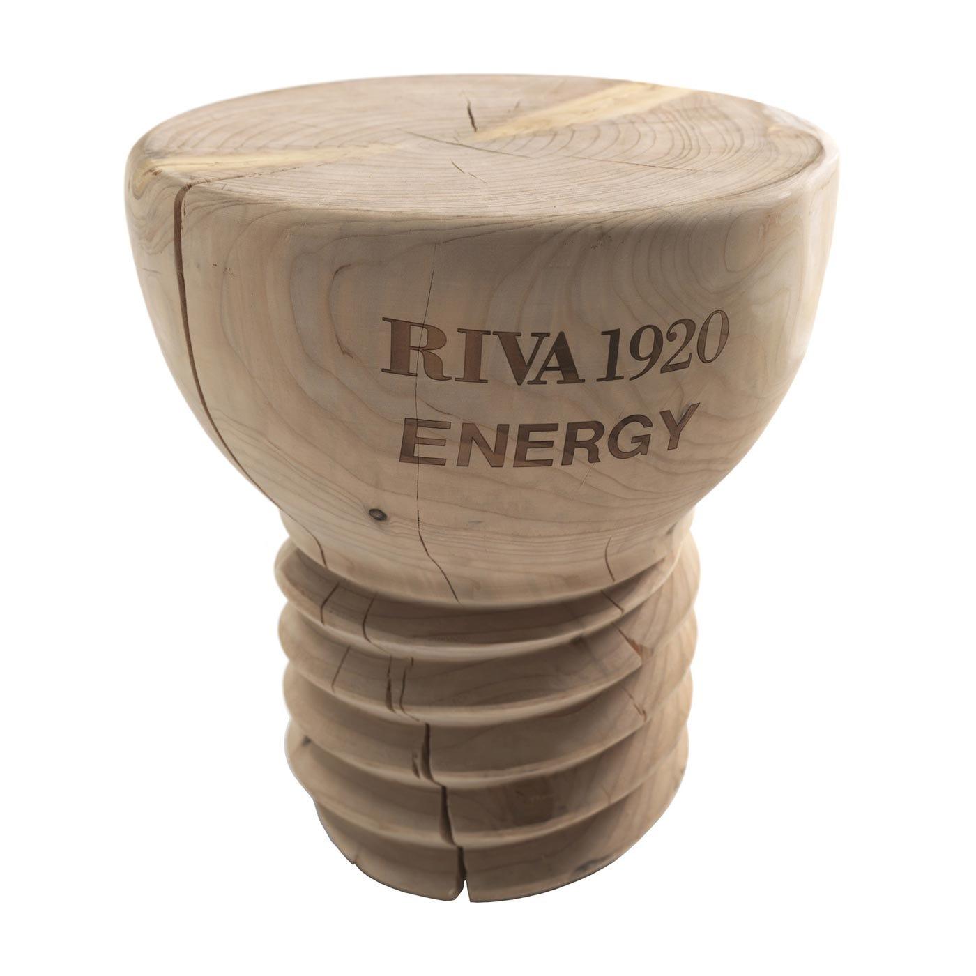 Riva 1920 Lampadina Stool 44X43cm
