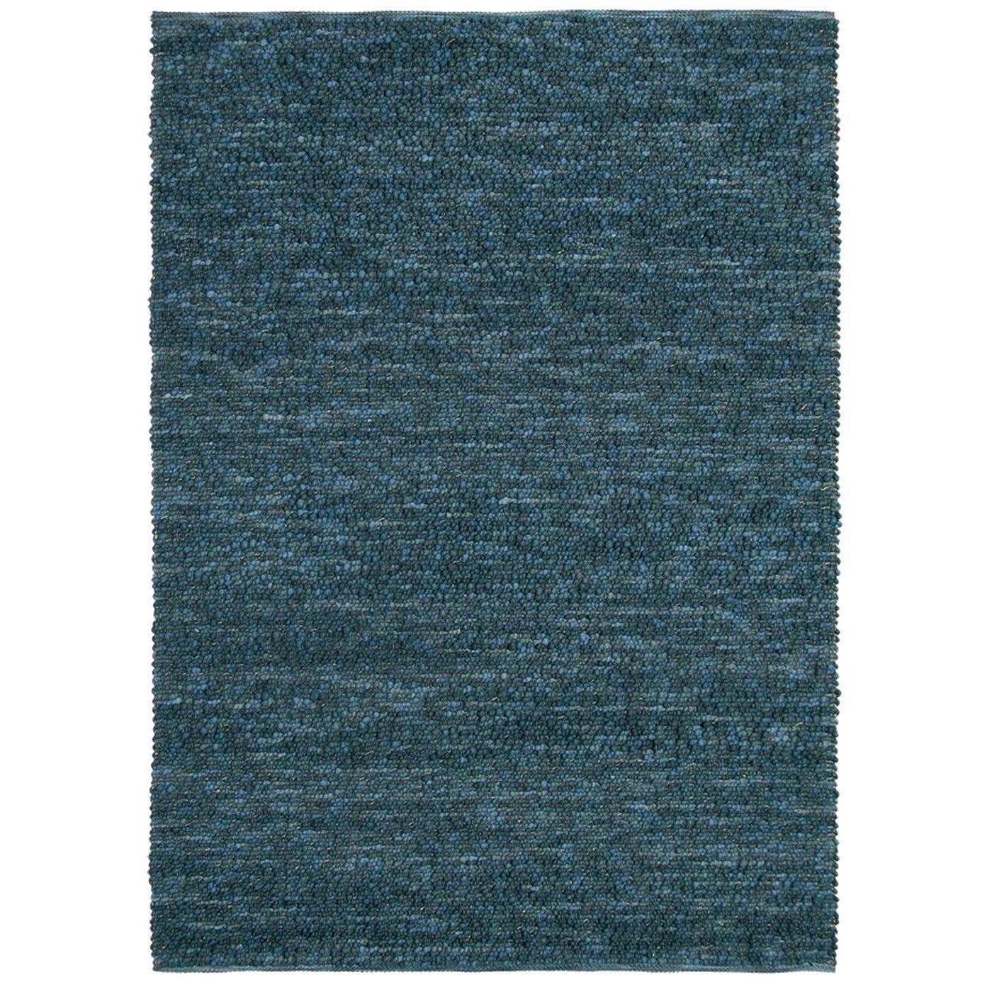 Stubble Rug Blue Jeans