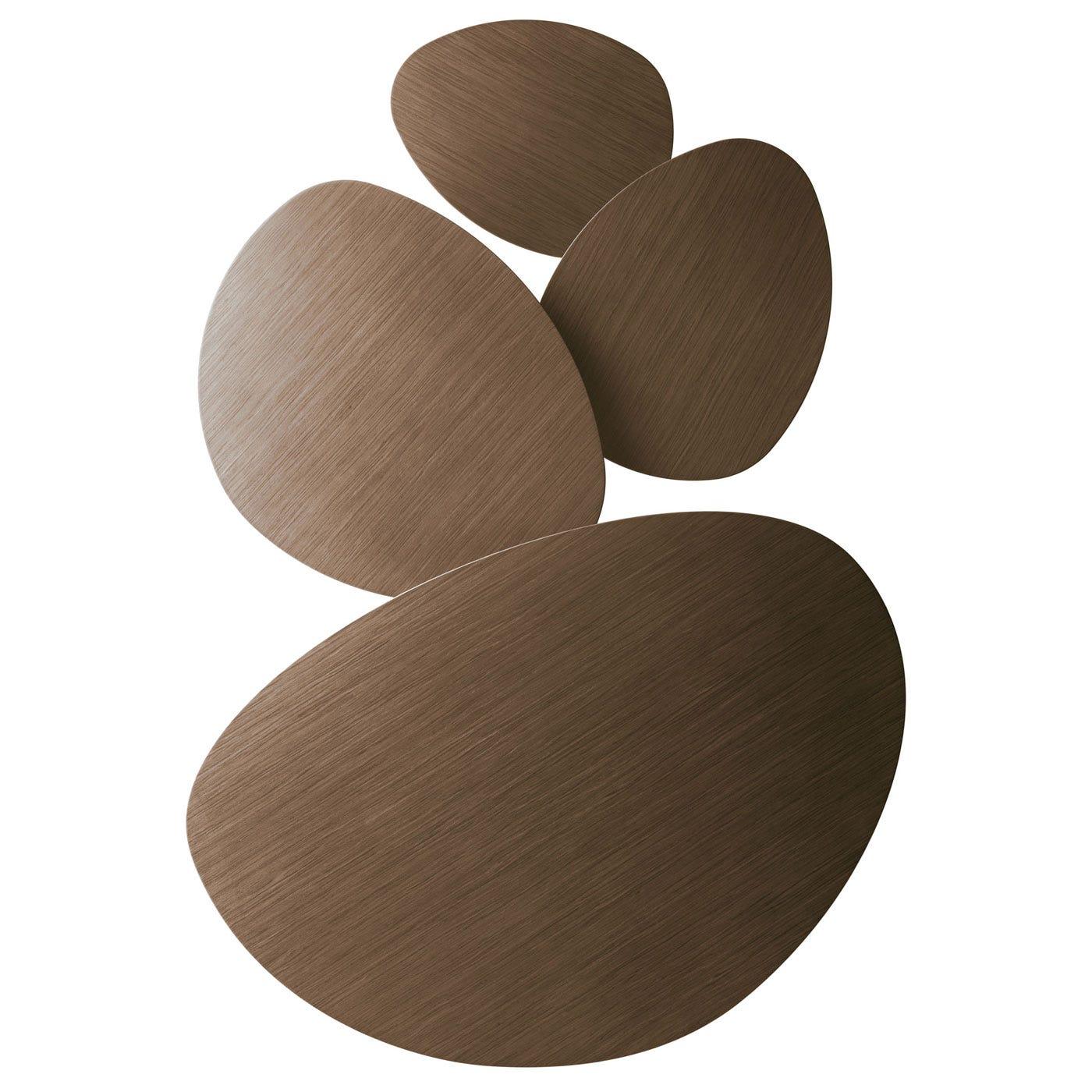 Eclipse Table Medium Walnut