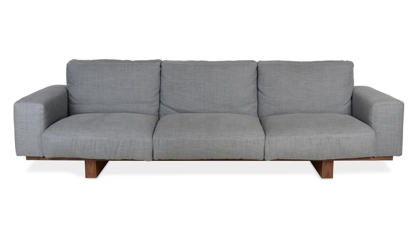 Utah Sofa Walnut Grey Fabric : 620212 from heals.com size 1400 x 800 jpeg 100kB