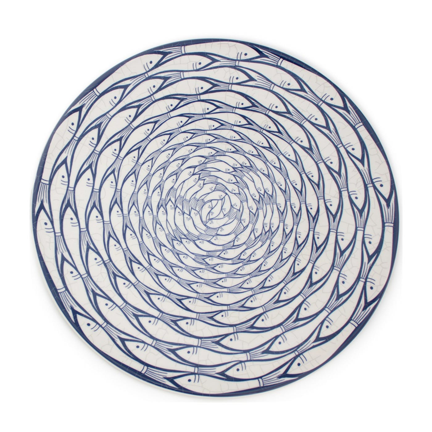 Sardine Run Charger Plate Discontinued