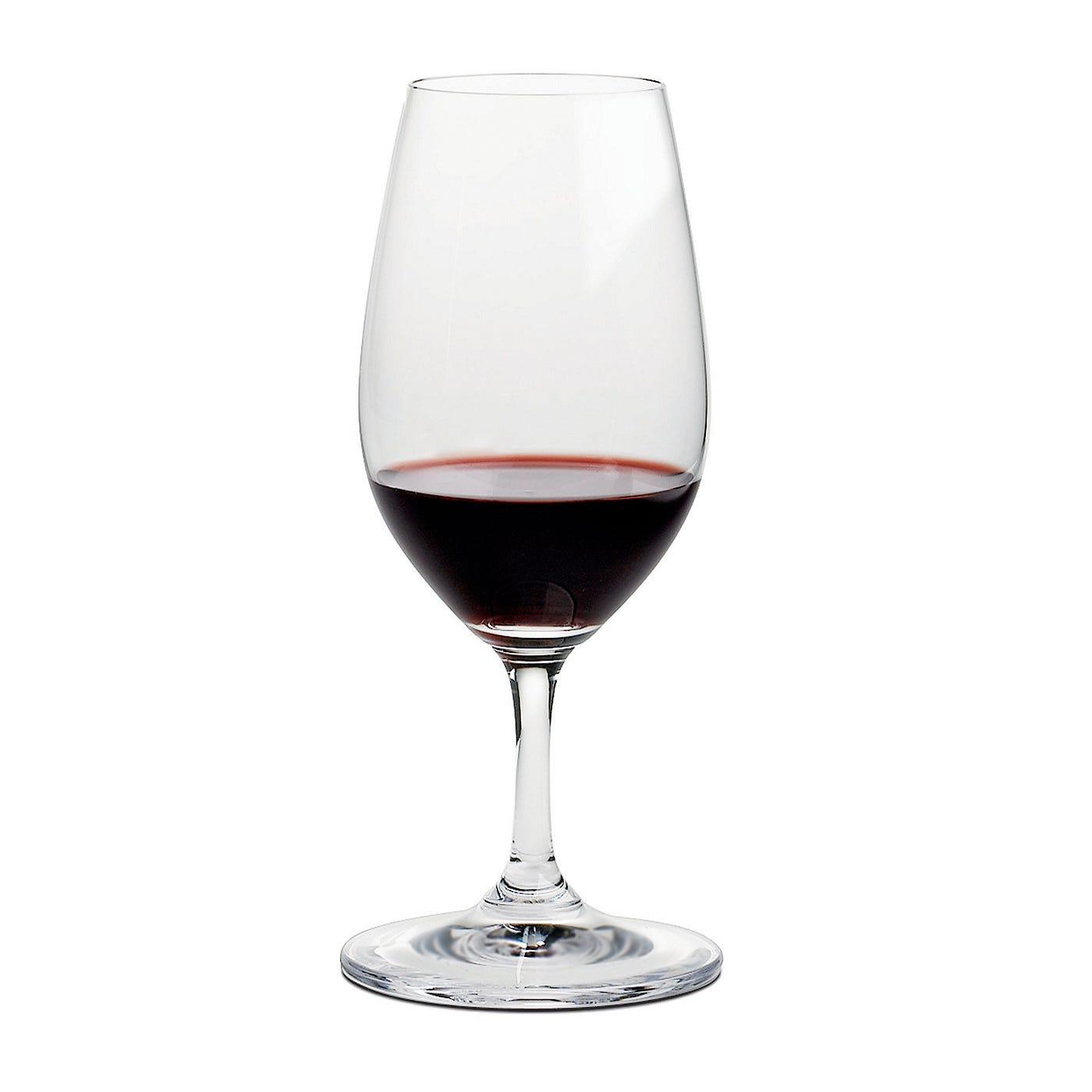 Vinum Port Glass 240ml Lead Crystal Set Of 2