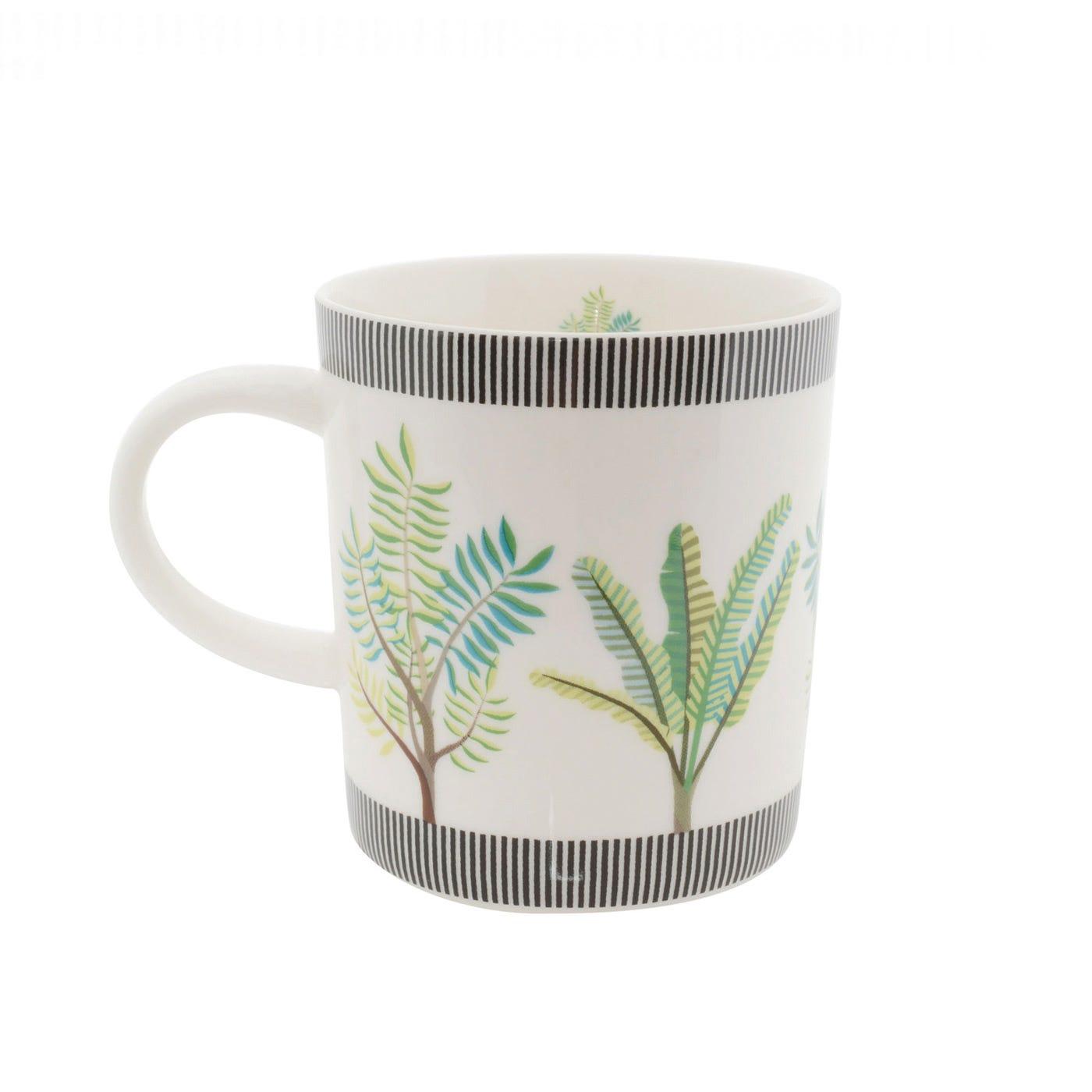 Herbarium Terrarium Mug