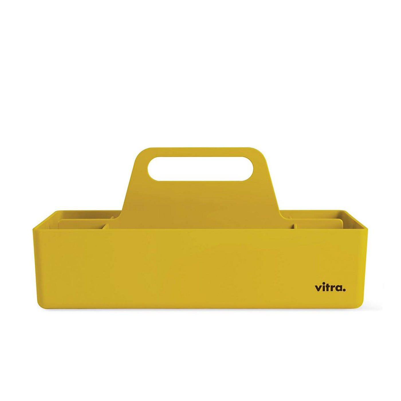 Vitra Tool Box In Mustard