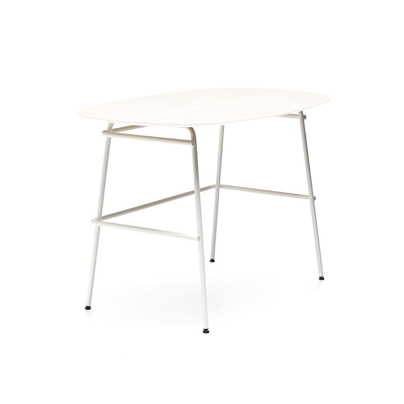 Tubo Desk Structure White