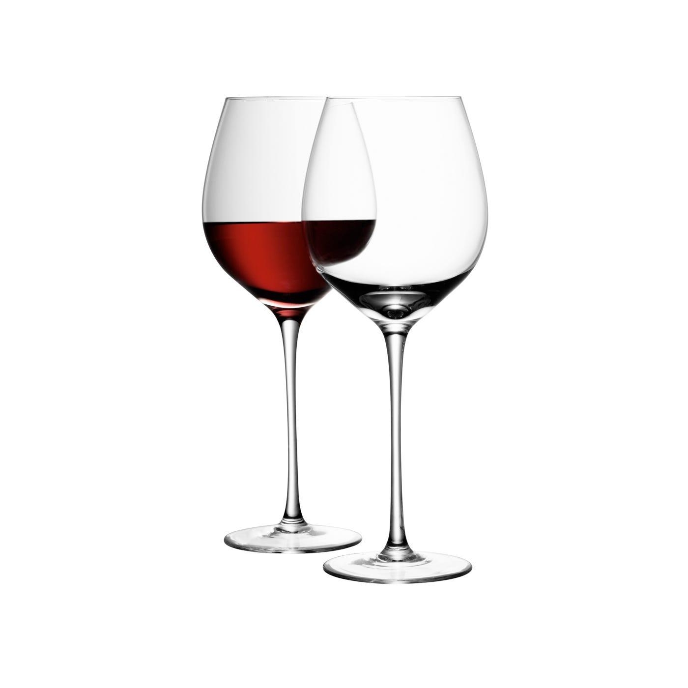 Wine Christmas Red Wine Glasses Set Of 4