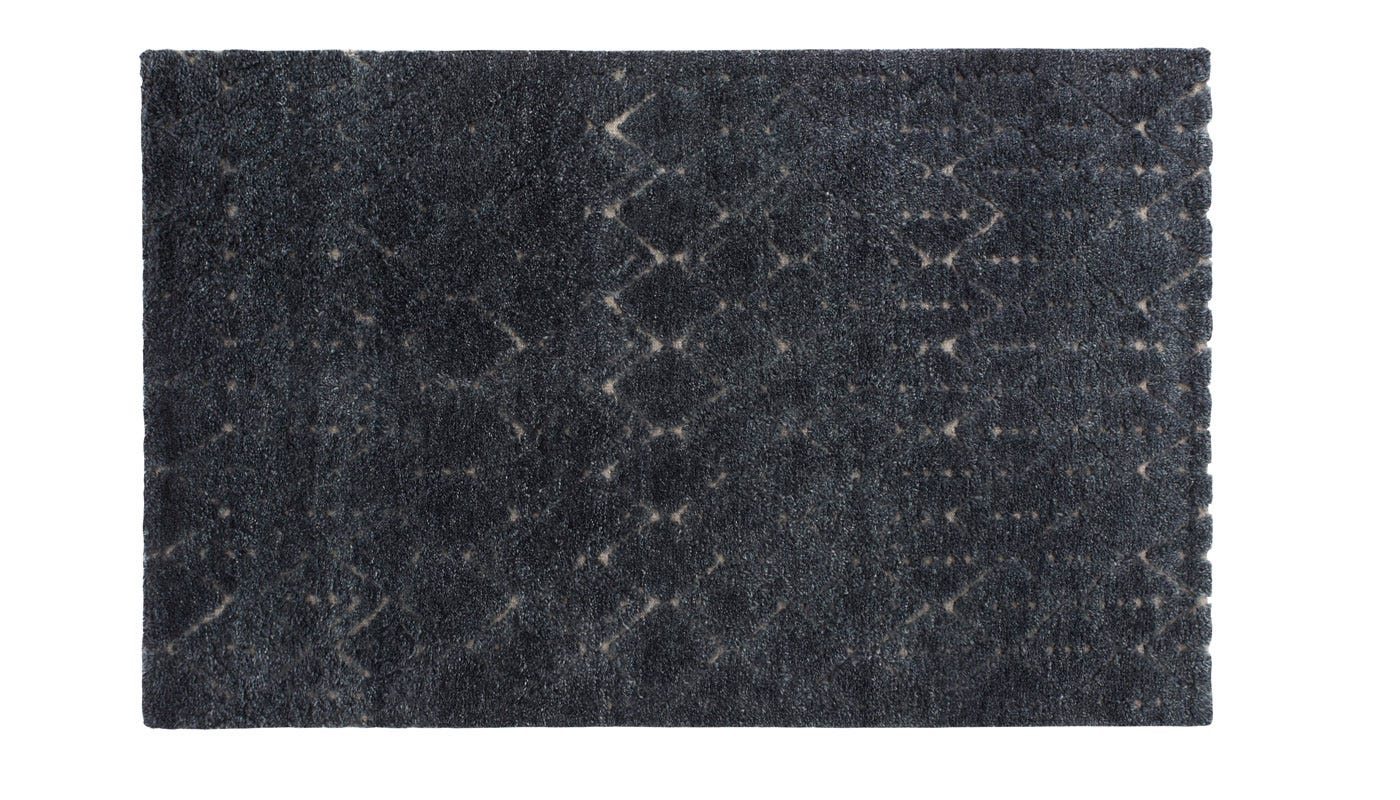Gandia Blasco Bereber Rug 170 x 240cm Grey