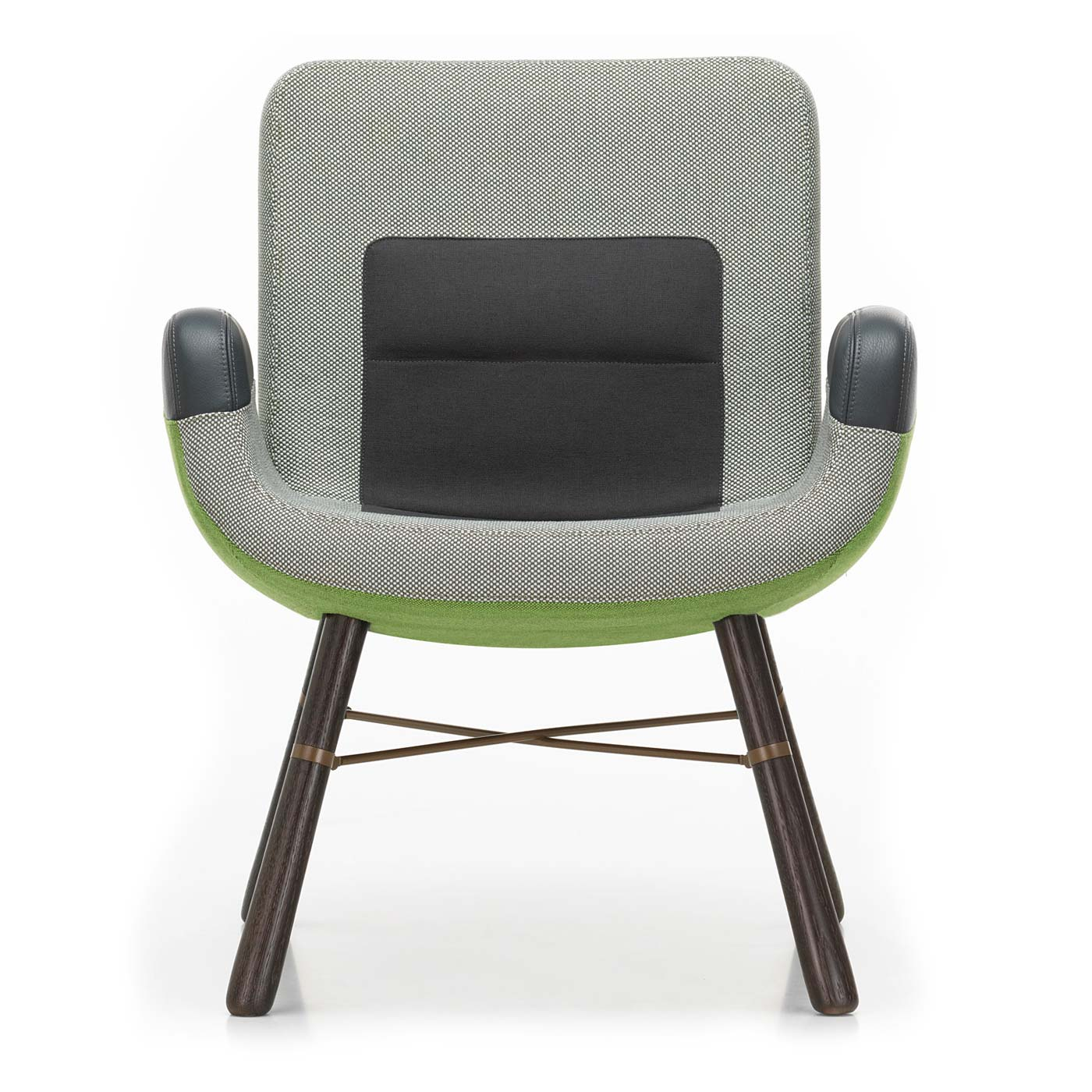 East River Chair Green