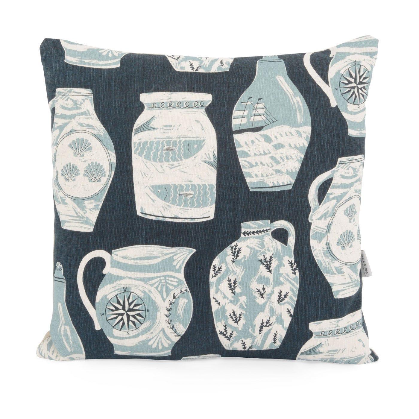 Vessels Cushion