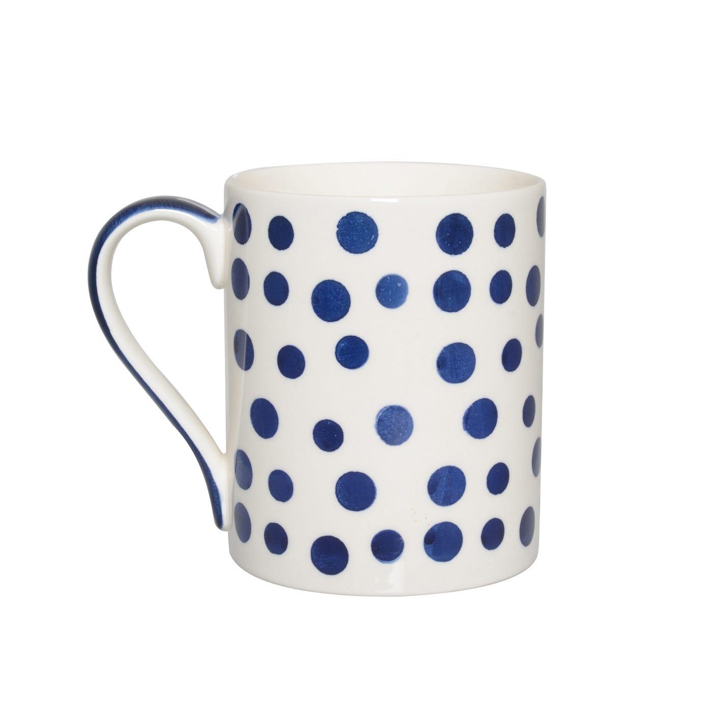 Ink Dotty Mug