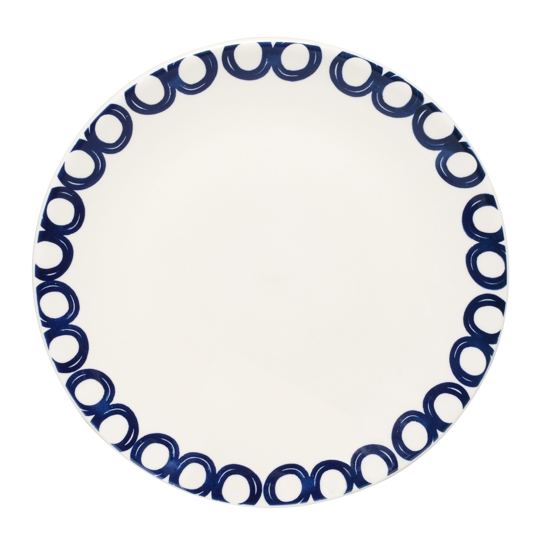 Ink Dinner Plate