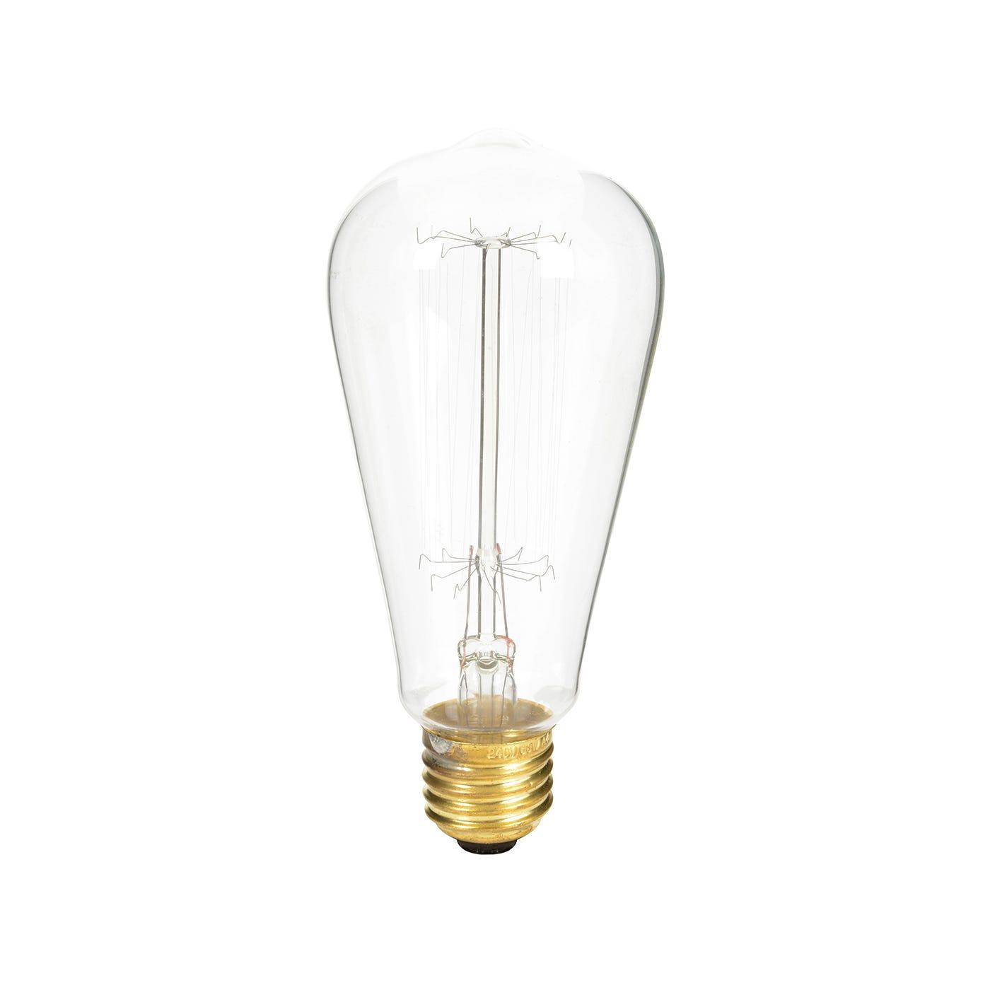 Squirrel Edison E27 60W Filament Bulb