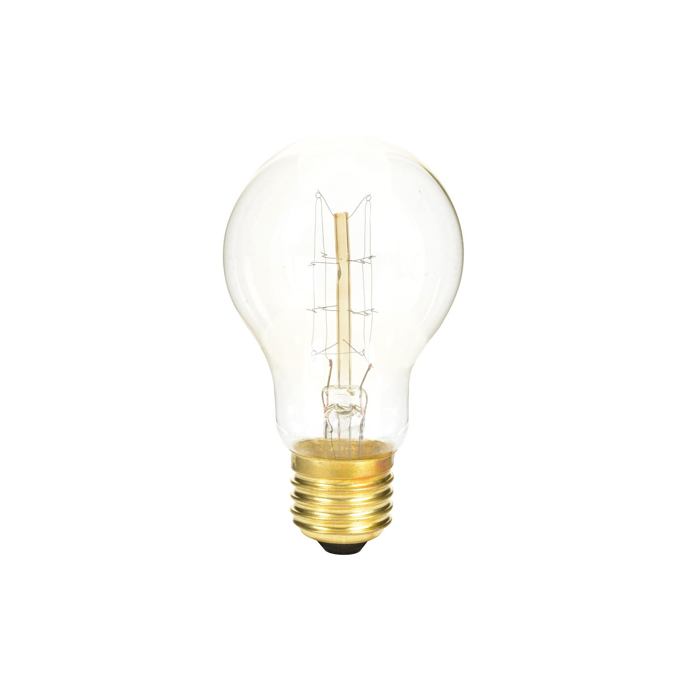 Standard Vintage E27 60W Filament Bulb