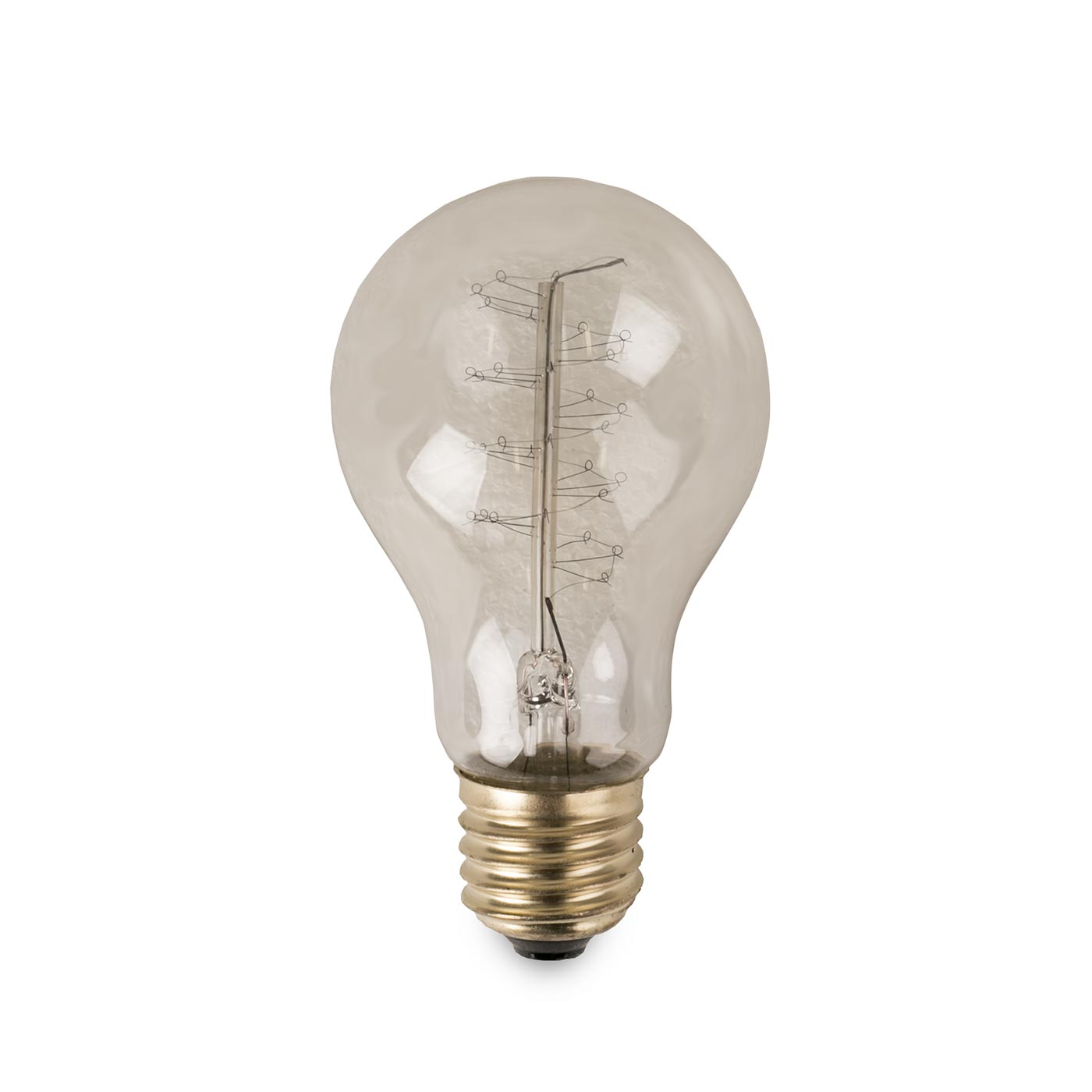 Twisted Vintage Filament Bulb E27 40W