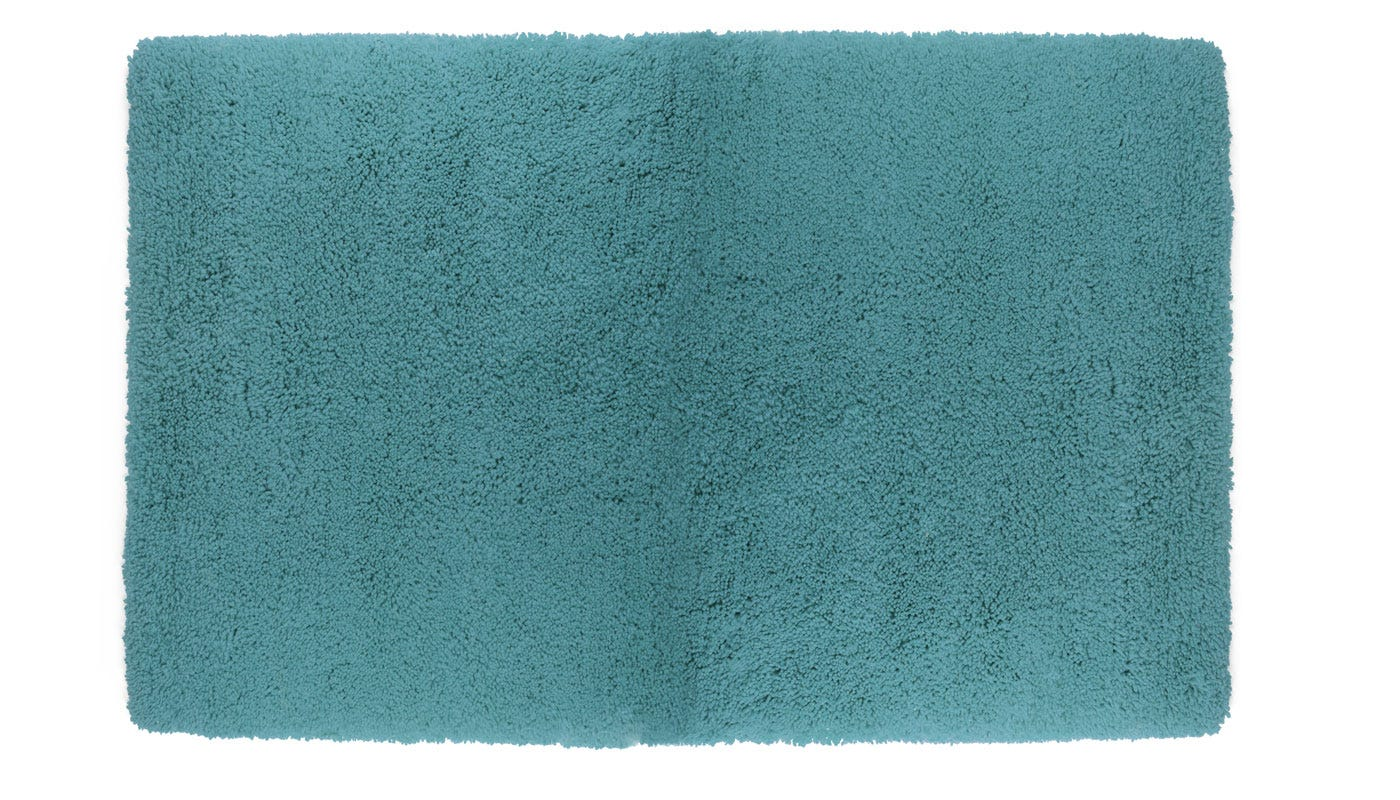 Heal's Hopper Rug 120 x 180cm Turquoise