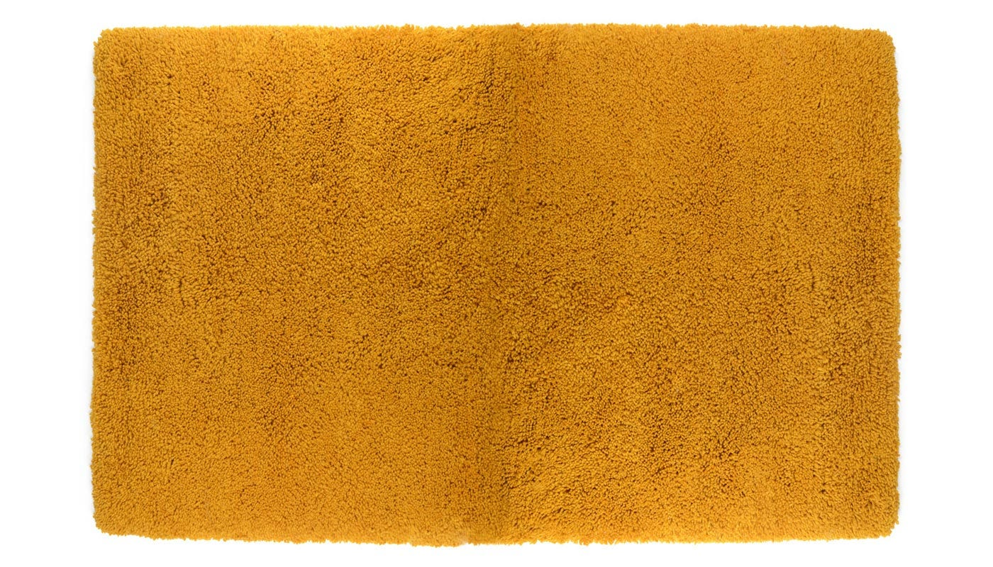 Heal's Hopper Rug 120 x 180cm Mustard