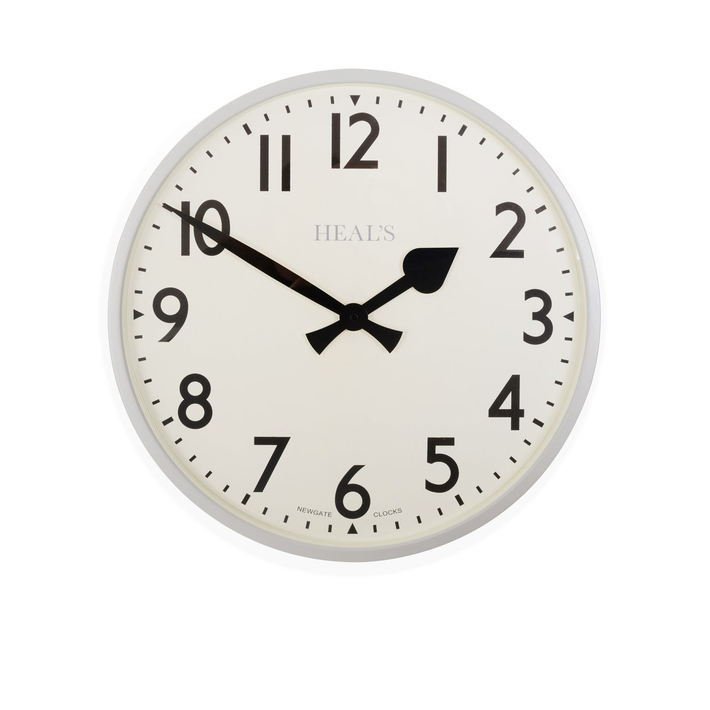 Putney Grey Wall Clock