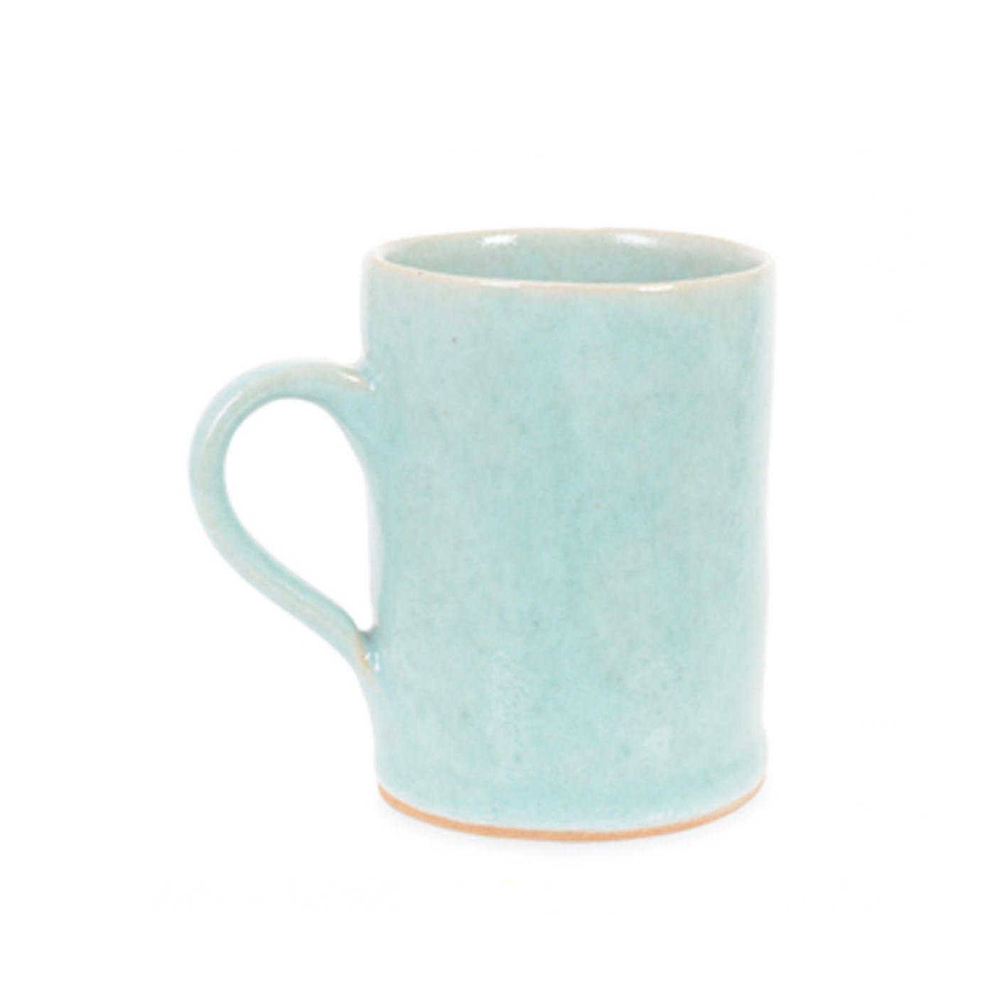 Teal Glaze Mug