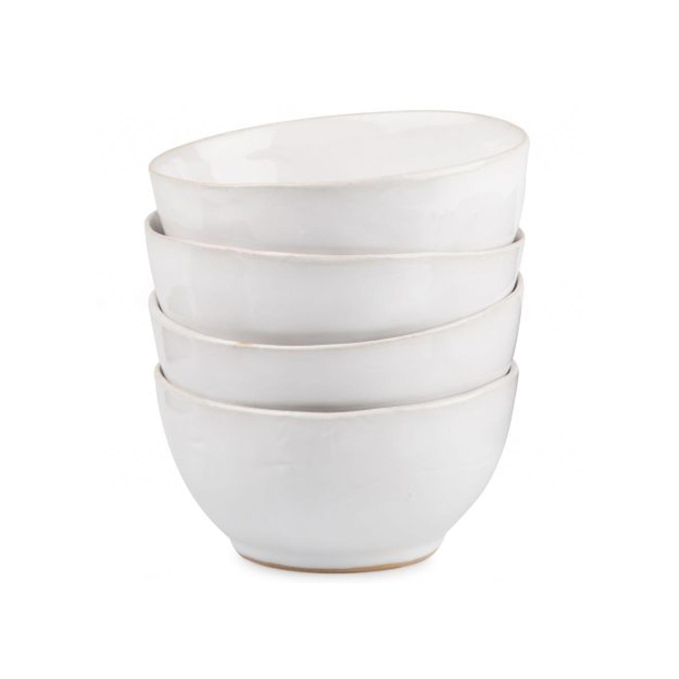 Tiny Round Bowl White