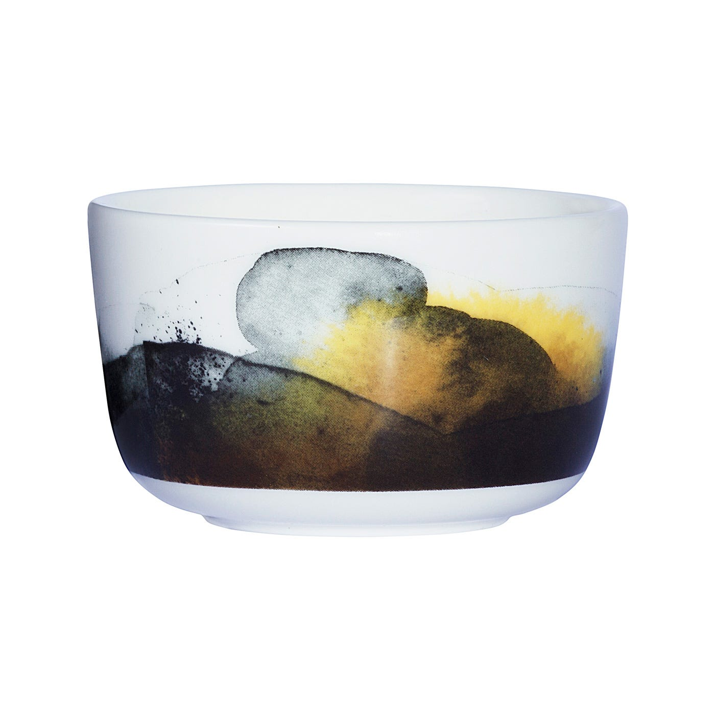 Weather Diary Small Bowl
