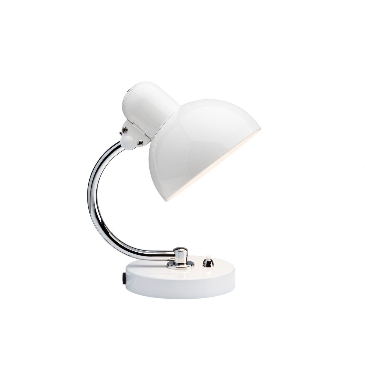 Kaiser Idell Small Table Lamp White