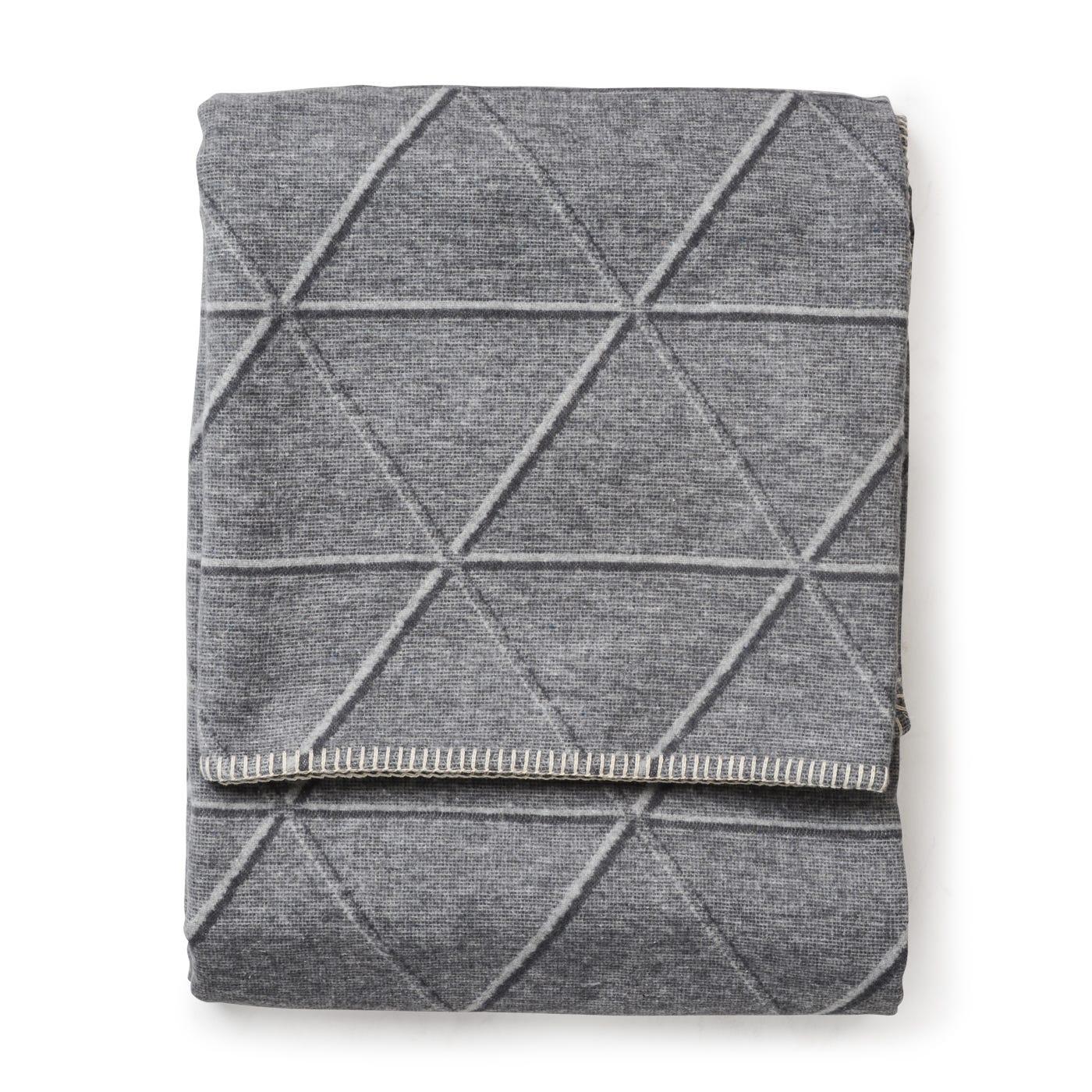 Diamond Sylt Throw Grey
