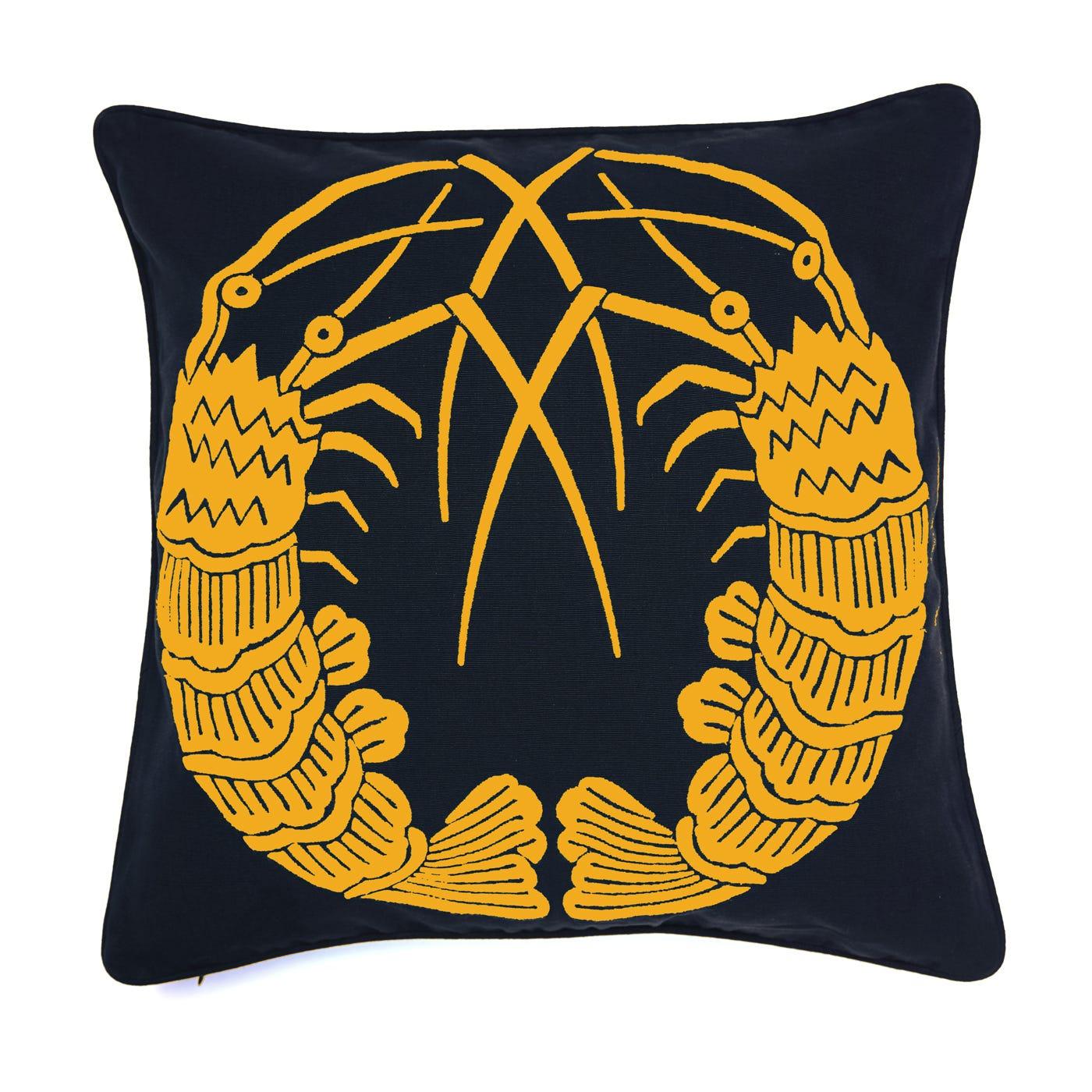 Shrimps Cushion