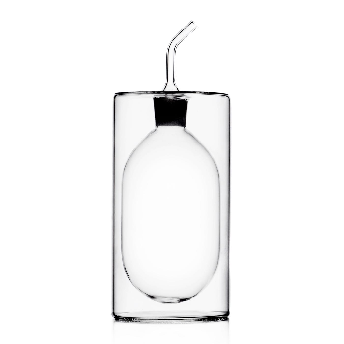 Cilindro Double Wall Olive Oil Bottle