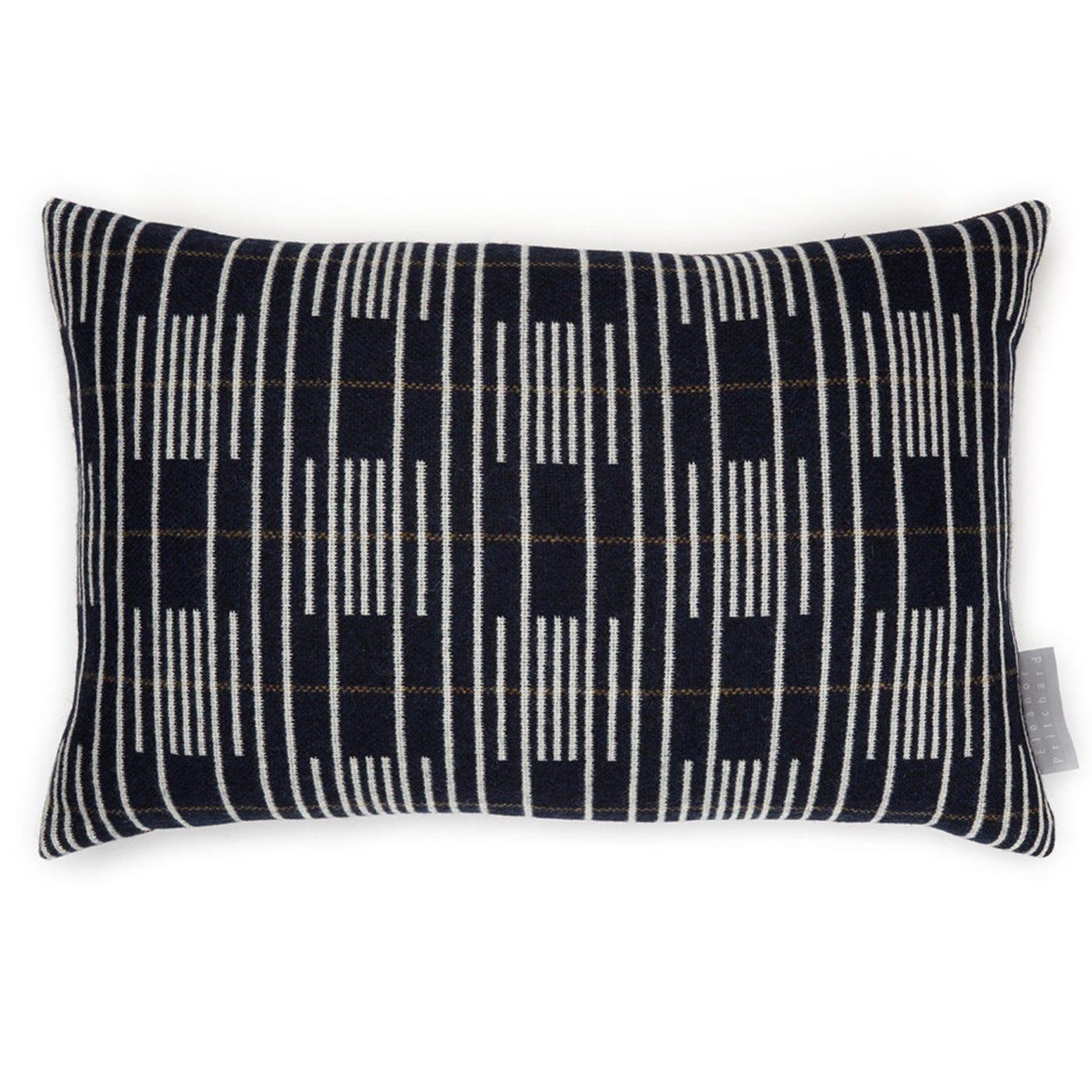 Signal Cushion Blue