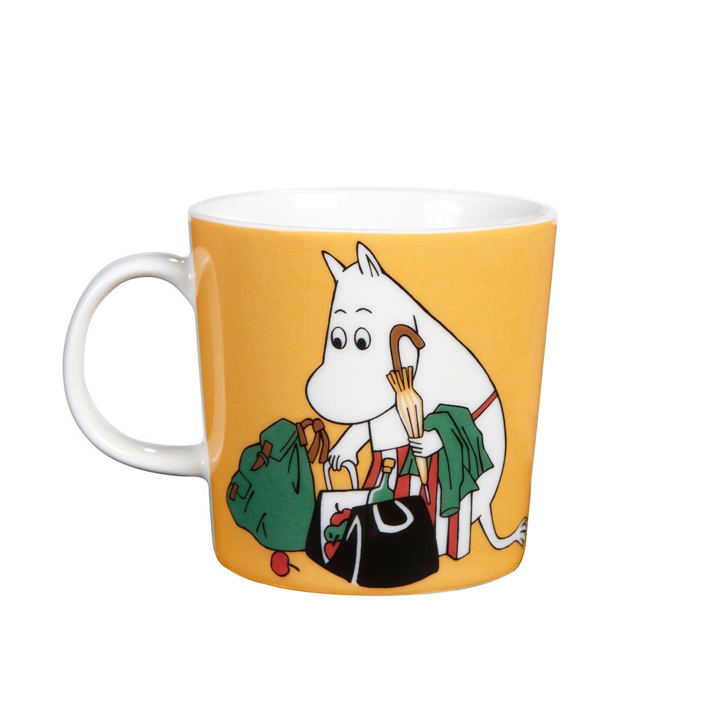 Moomins Moominmamma Apricot Mug - Discontinued