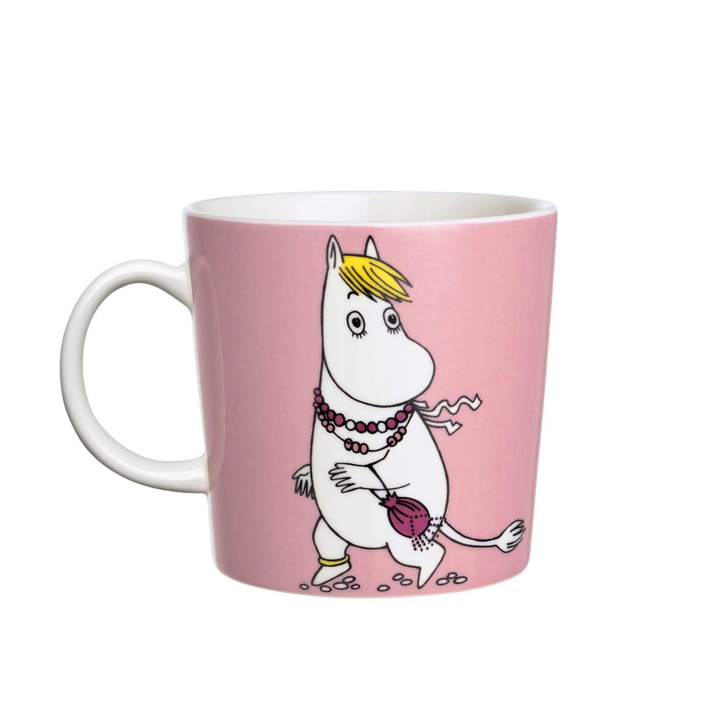 Moomins Snorkmaiden Pink Mug - Discontinued