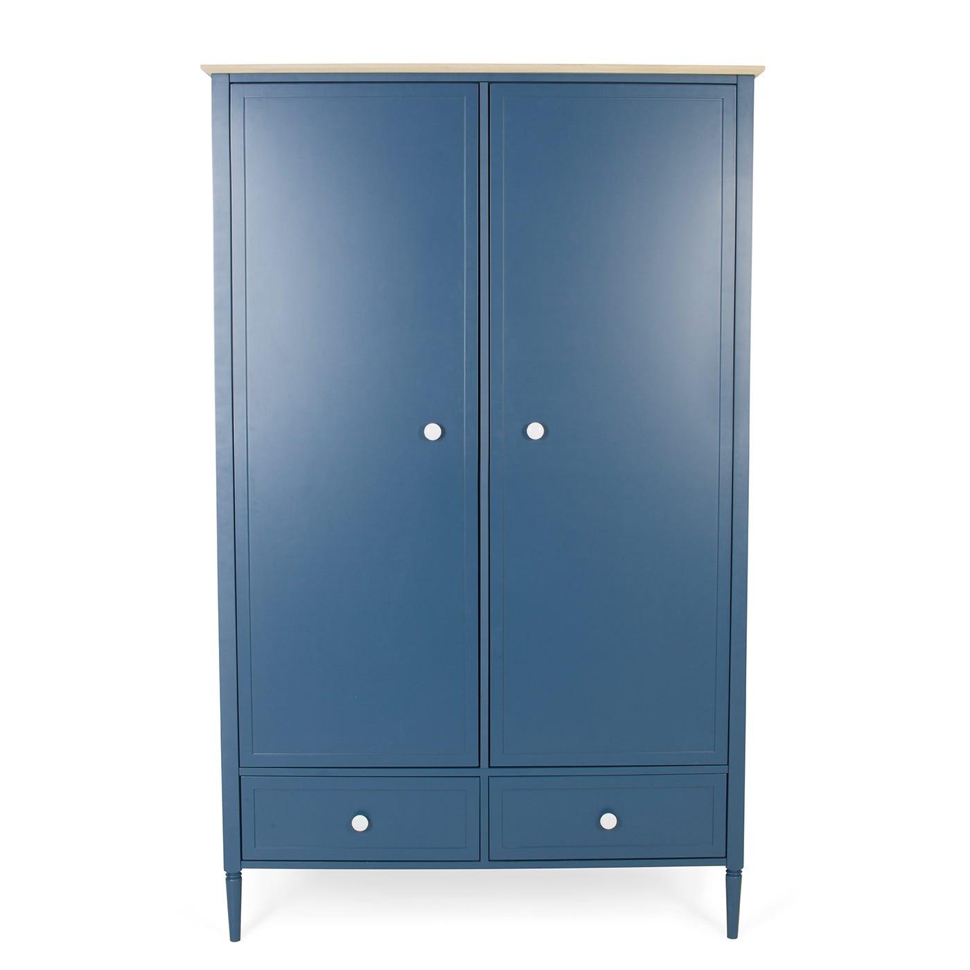 Pinner Wardrobe Atlantic Blue