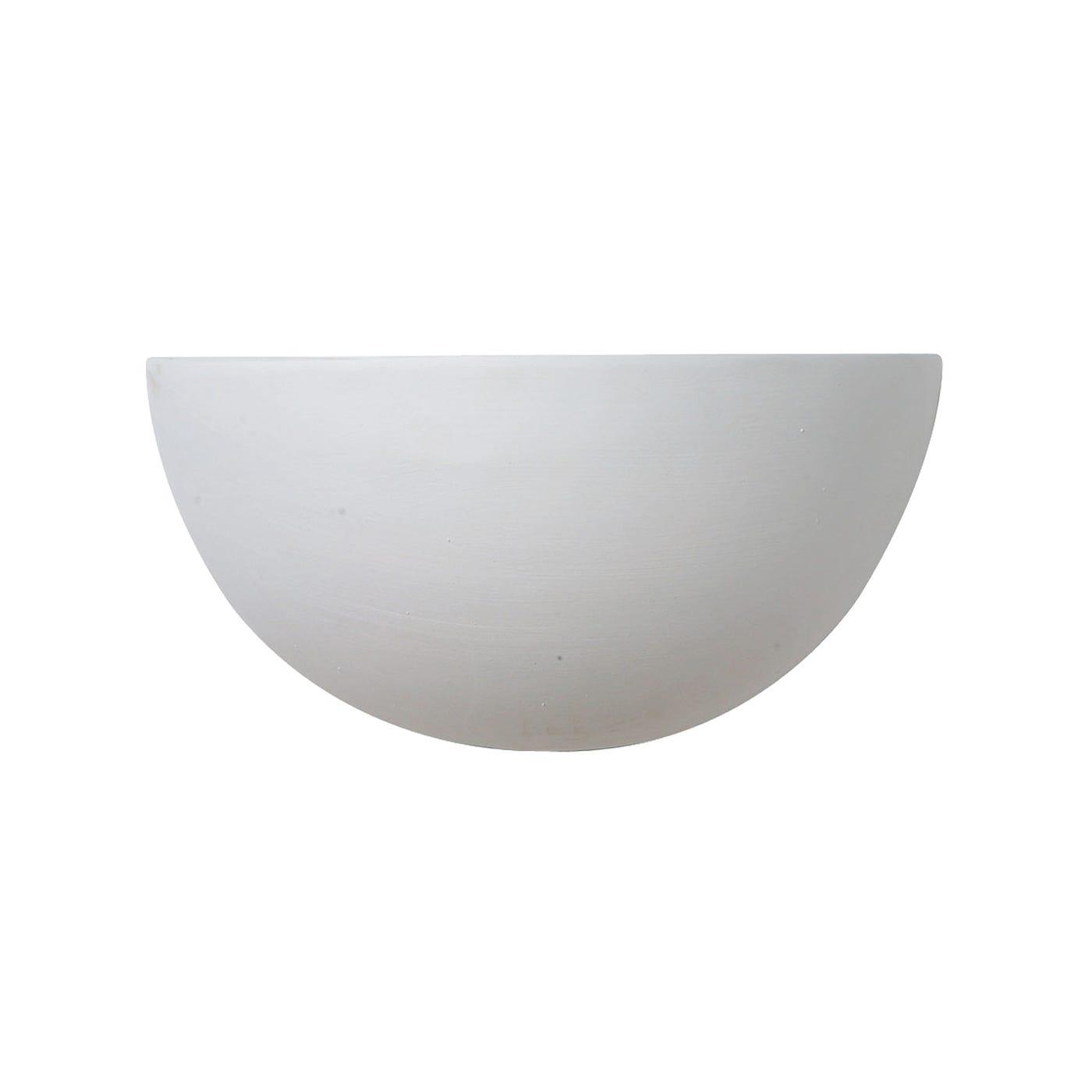 Kastoria 7376 Ceramic Wall Light White