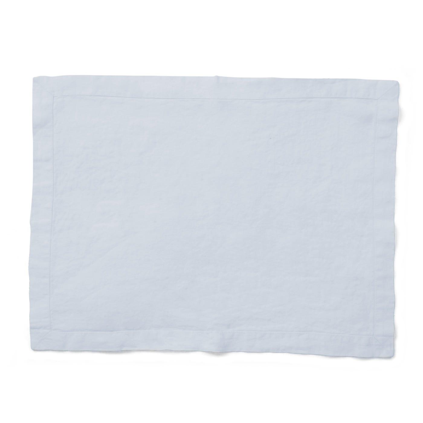 Heal's Linen Placemat Powder Blue