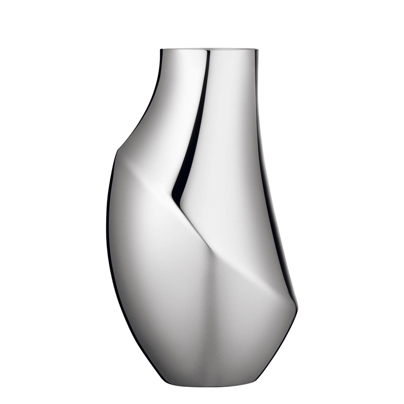 Flora Stainles Steel Vase