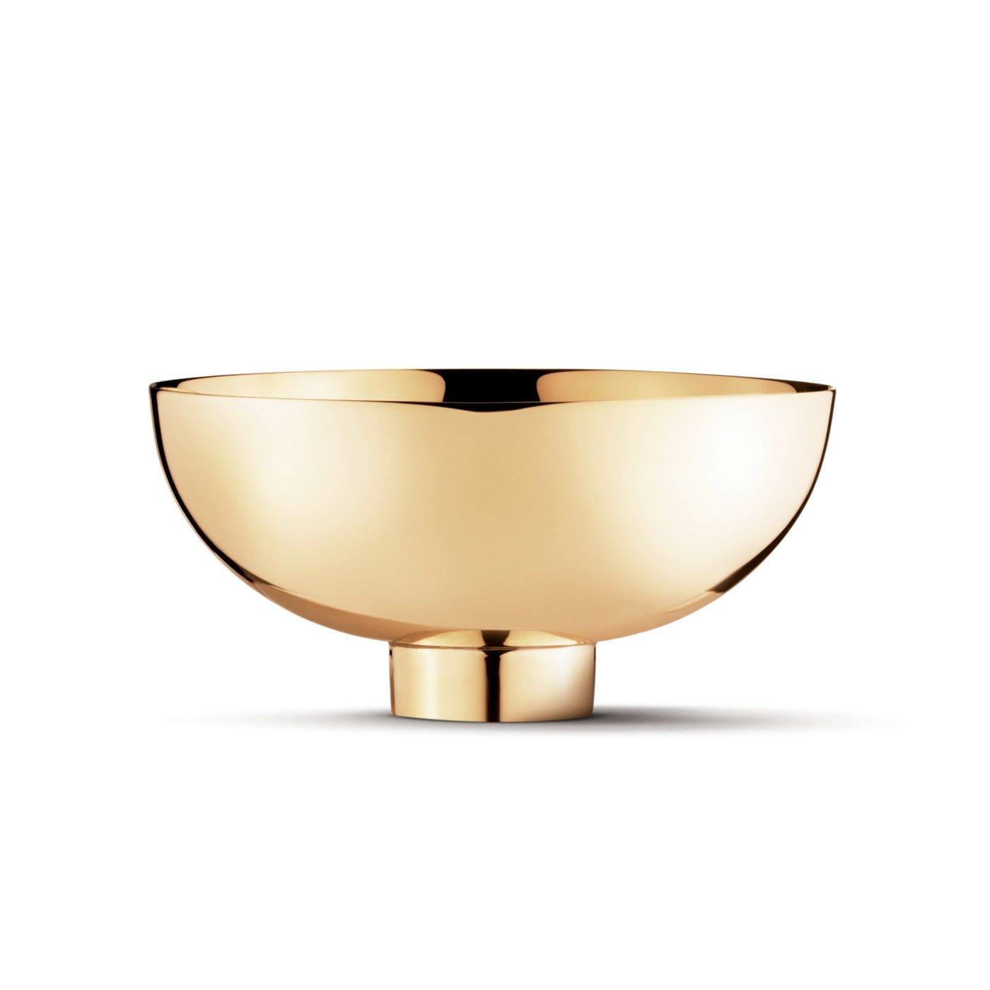 Ilse Small Brass Bowl