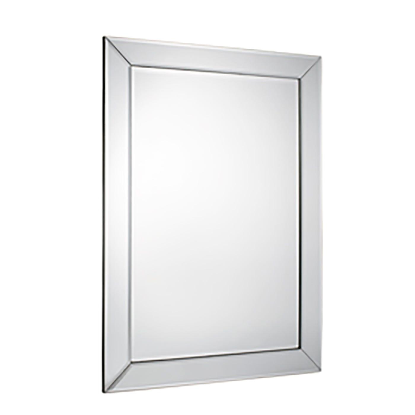 . mitre modern mirror