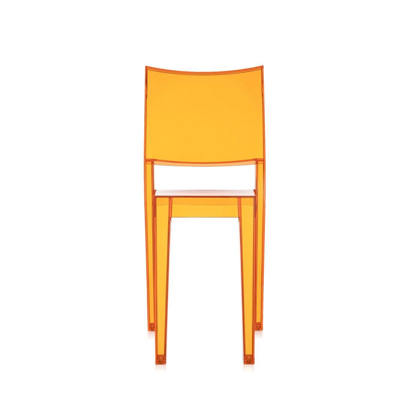 La Marie Chair Pinky Orange *Min 2 Chairs* - Discontinued