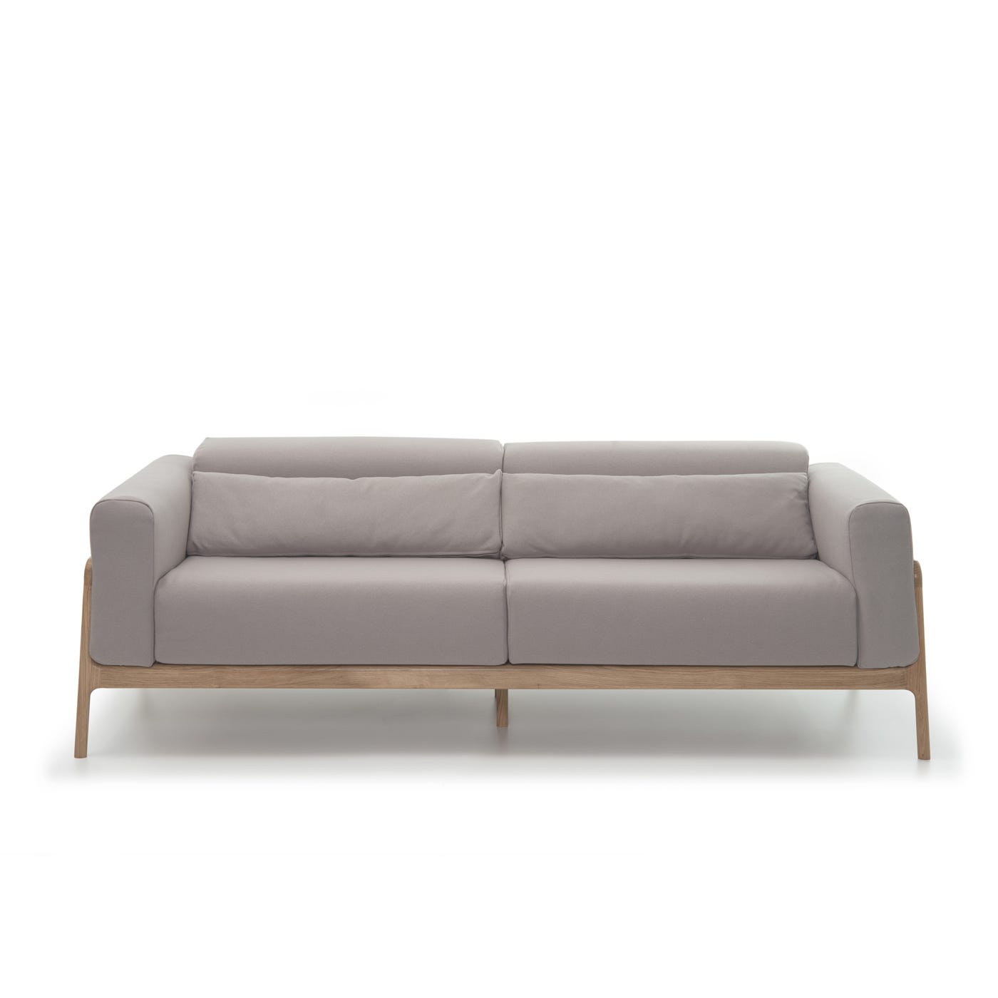 Fawn Large Sofa Everlast Grey