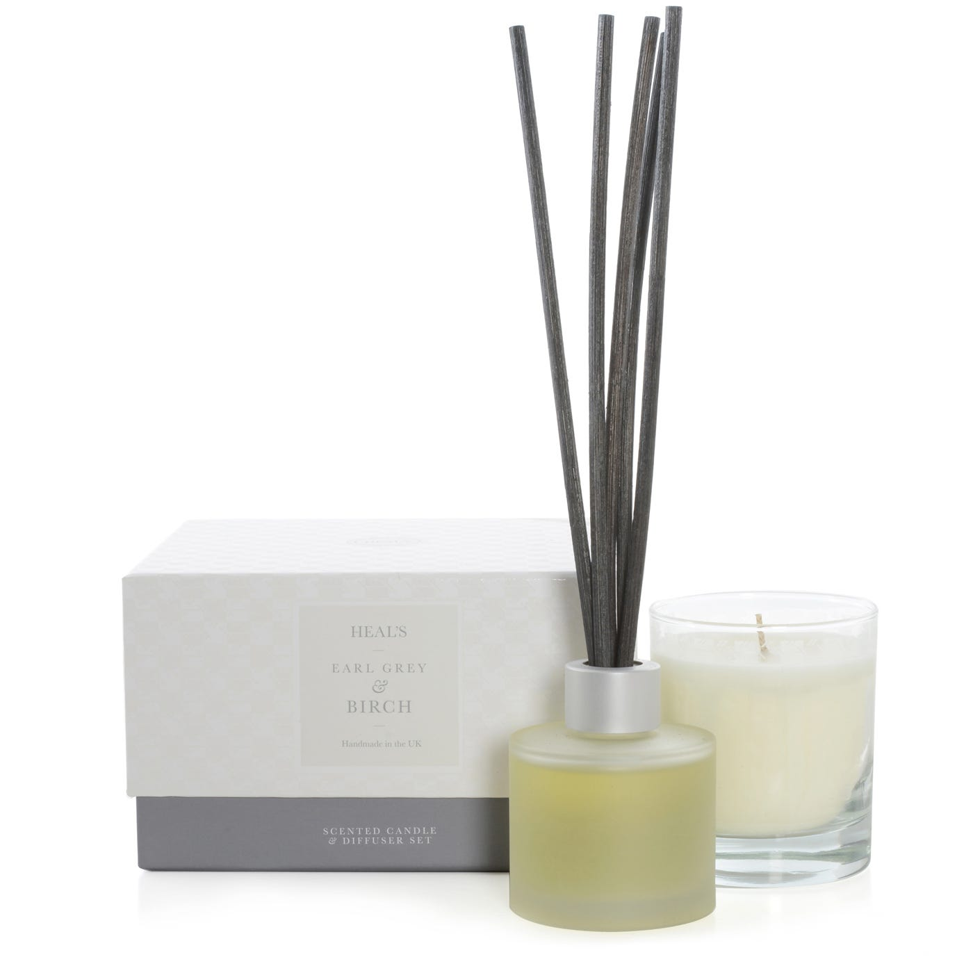 Frankincense & Pine Candle And Diffuser Gift Box