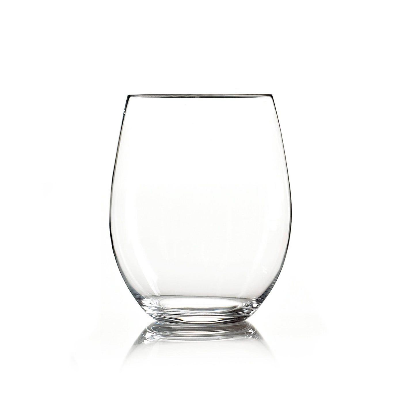 O Wine Glass Cabernet Merlot Set Of 8