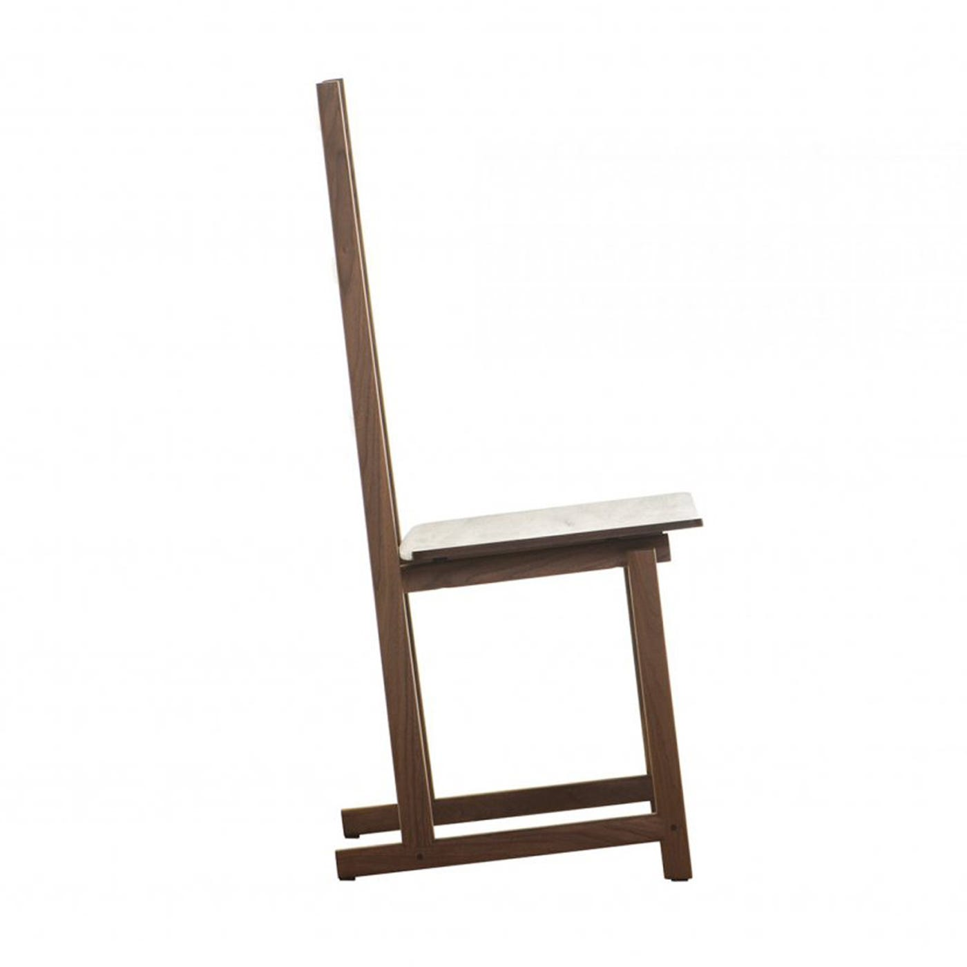 Neri & Hu Shaker Dining Chair in Walnut
