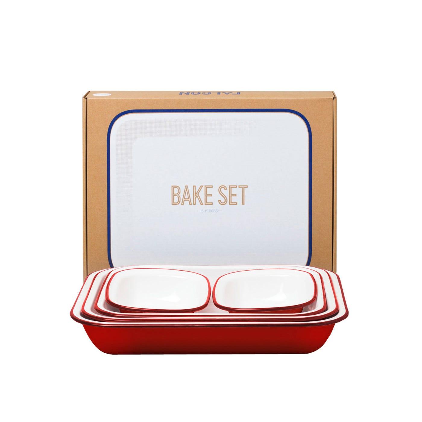 Falcon Bake Set
