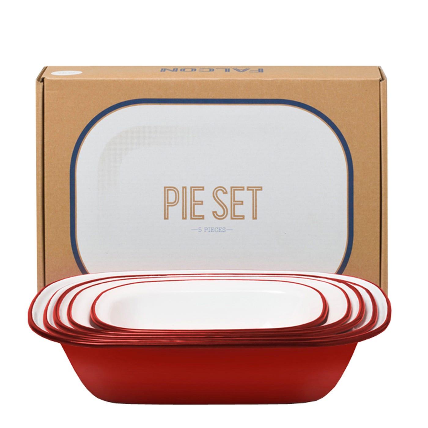 Falcon Pie Set