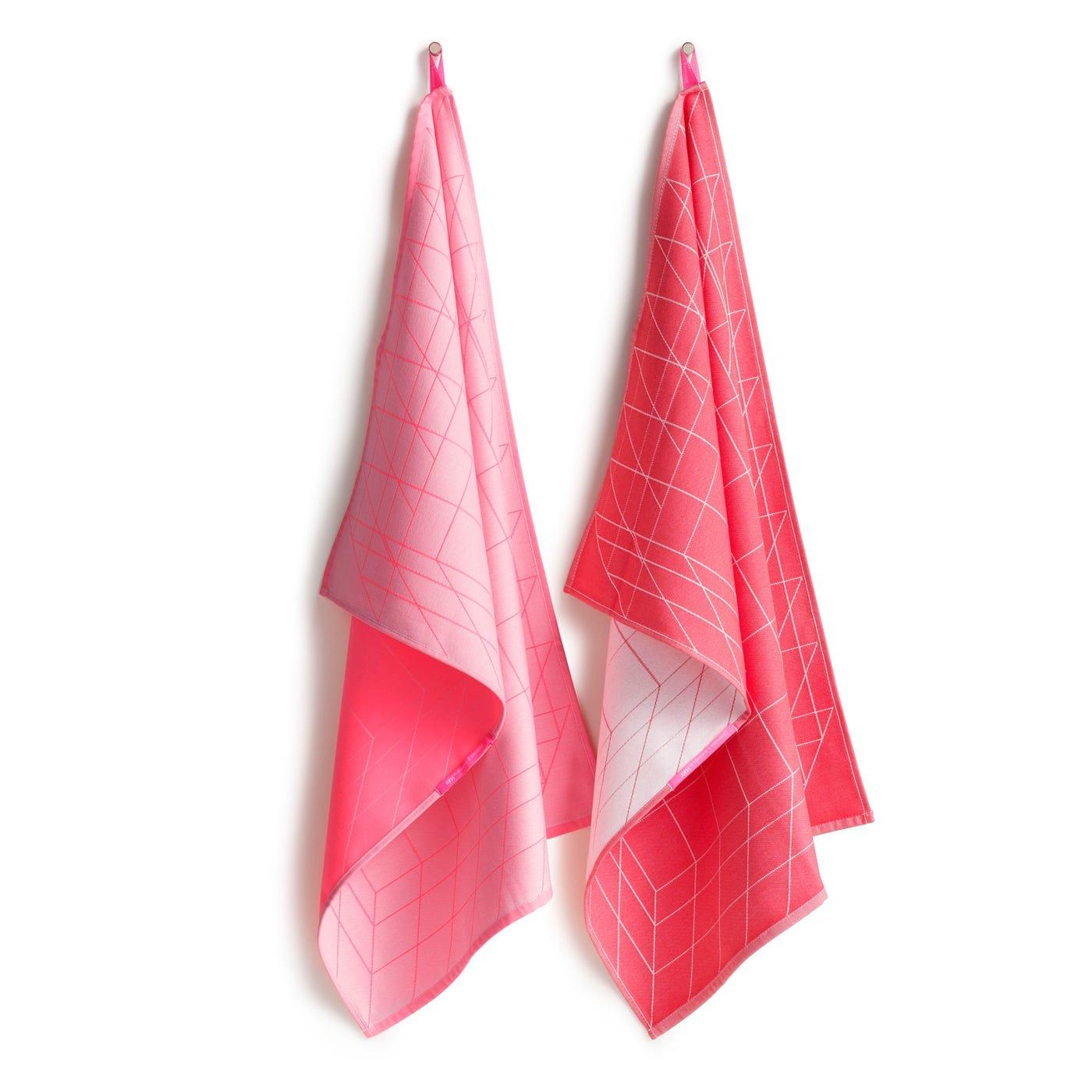 Scholten & Baijings Box Set of 2 Tea Towels