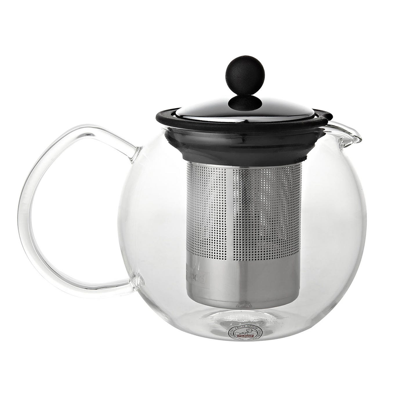 Assam Glass Teapot