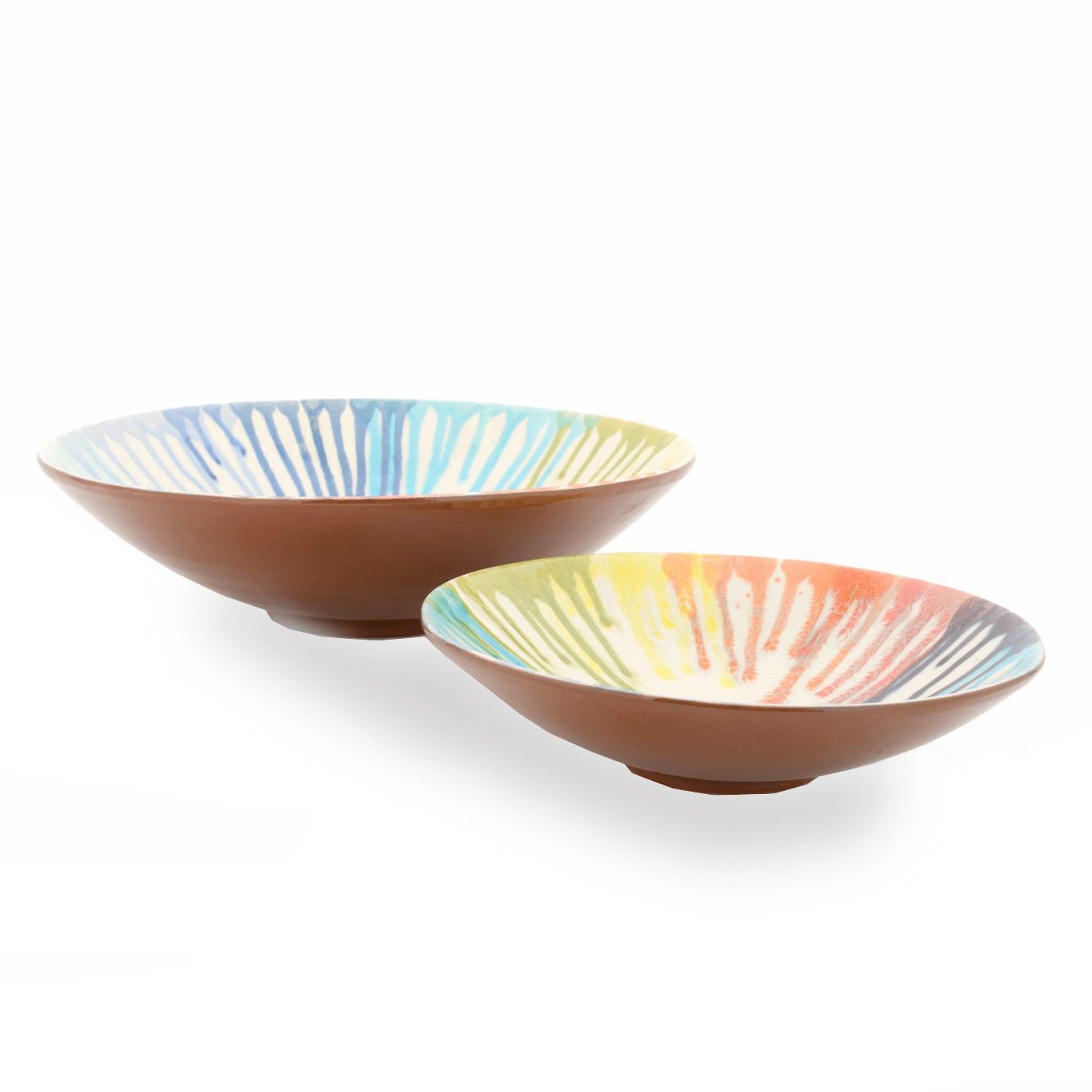 Iris Fruit Bowl