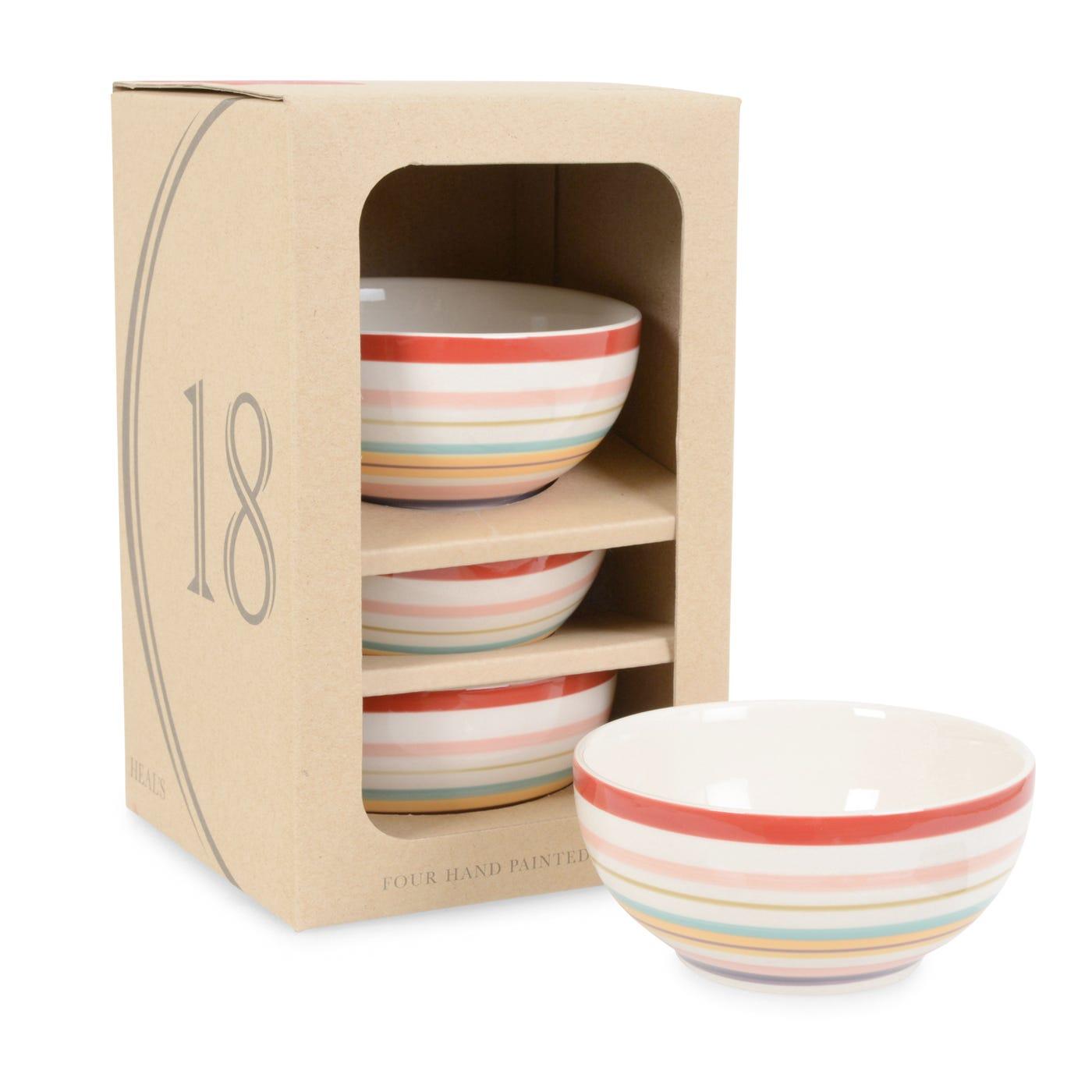 Heal's Milo Stripe Tableware